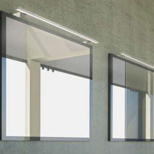 Barre LED per specchiere